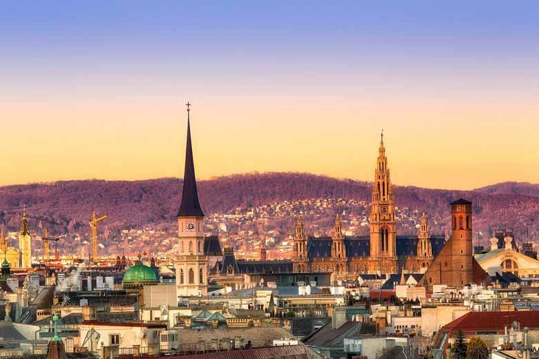 Вена в Австрии