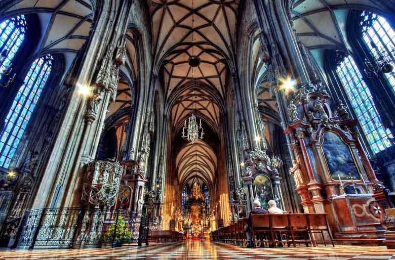 Храм Святого Стефана в Австрии