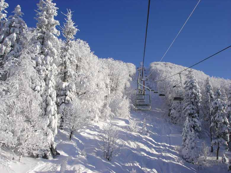 горнолыжный курорт в Хорватии