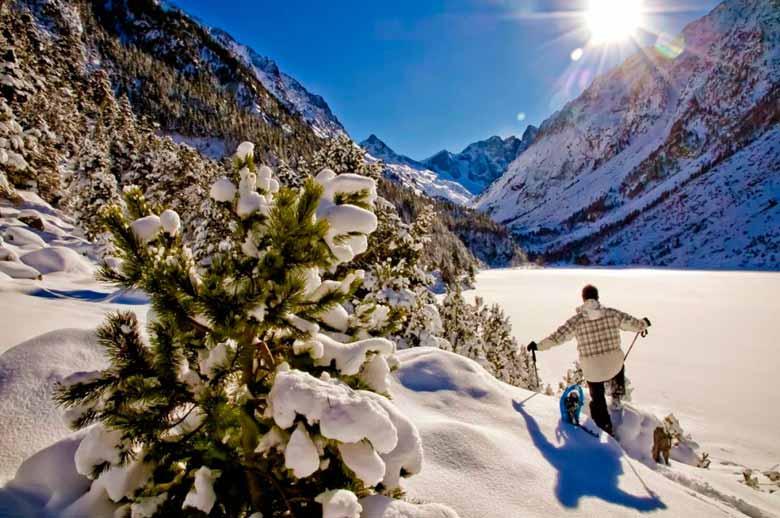 катание на лыжах в Андорре