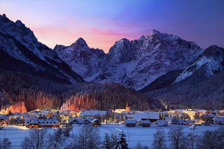 Краньска гора - горнолыжный курорт в Словении