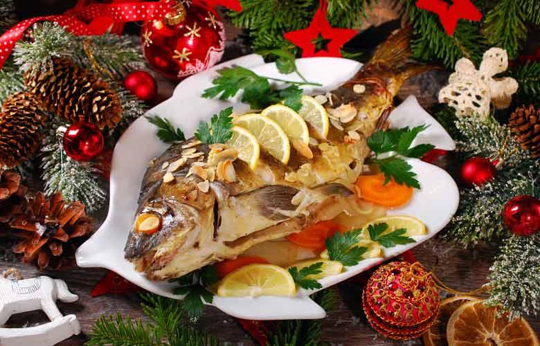 кухня Хорватии на Новый год
