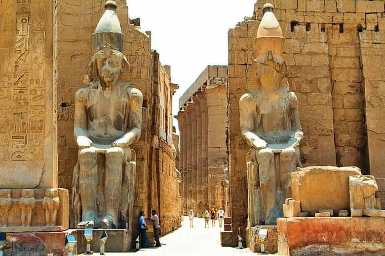 Луксор в Египте