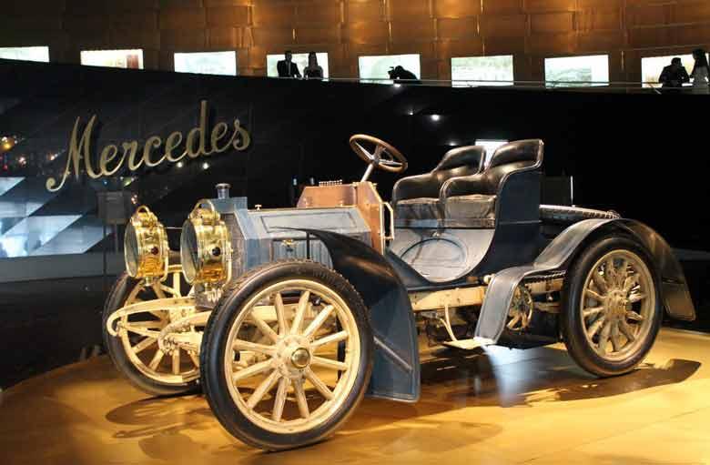 Музей Мерседес в Германии