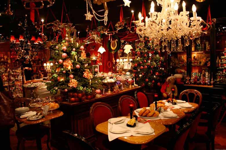 новогодние традиции Швейцарии