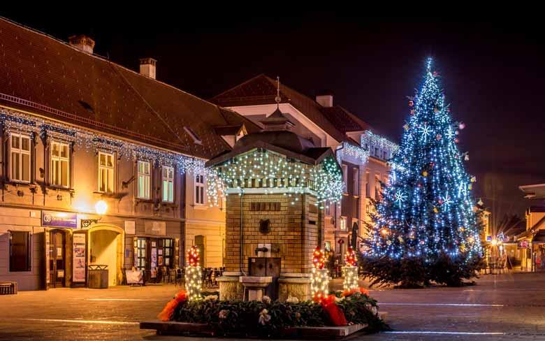 Рождество в Хорватии