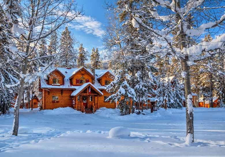 зимний отдых в Литве