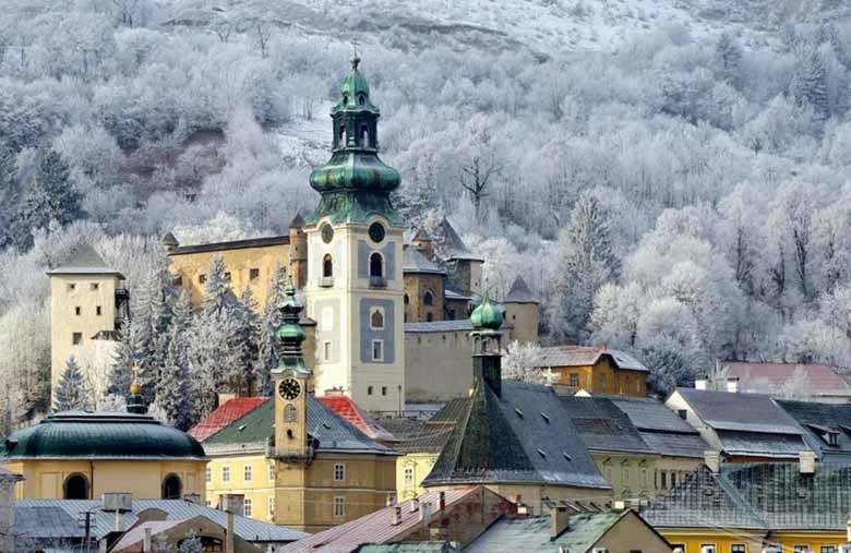 отдых в Словакии зимой