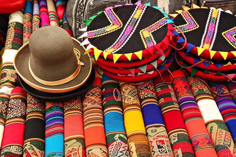 новогодние сувениры в Перу