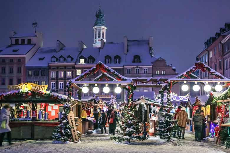 рождественские ярмарки в Польше