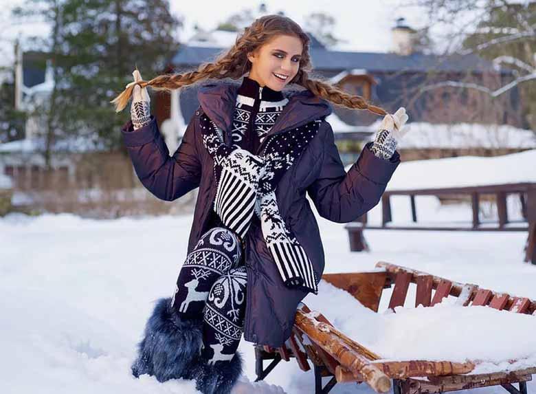 финская теплая одежда