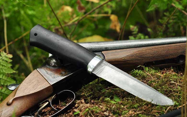 финский нож