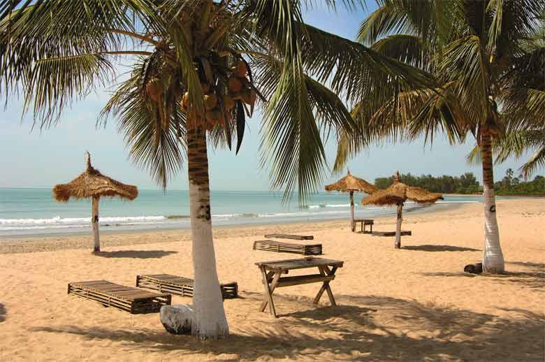 курорты Гамбии