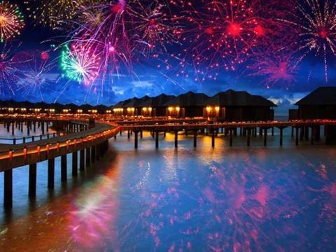 Новый год на Сейшелах