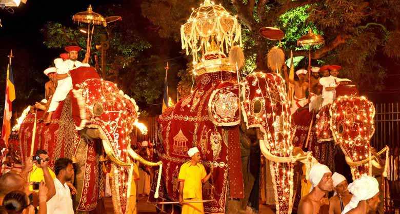 Новый год в Шри-Ланке