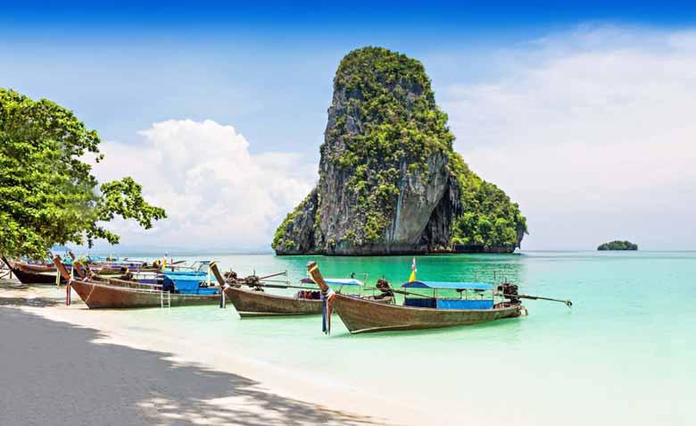 Пхукет - популярный курорт Таиланда