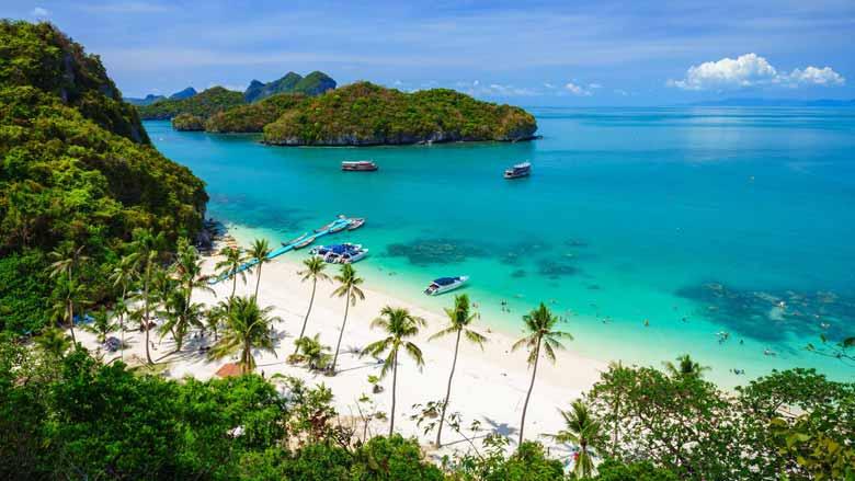 Самуи - курорт Таиланда
