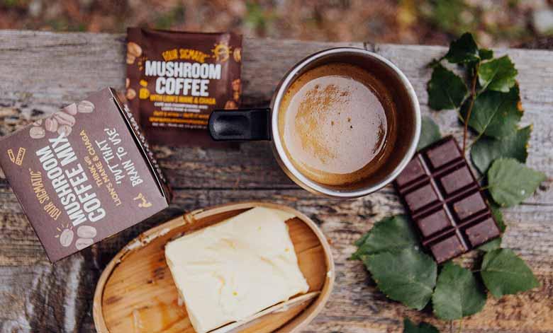 Грибной кофе из Финляндии