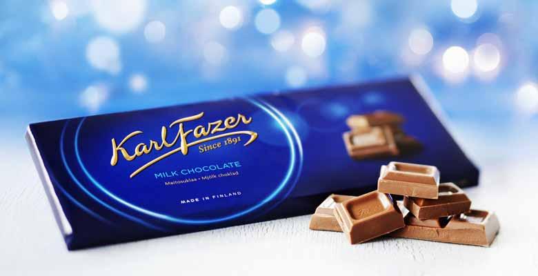 Карл Файзер - шоколад из Финляндии
