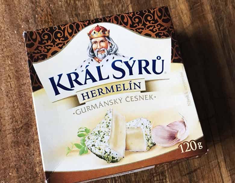 чешский сыр гермелин
