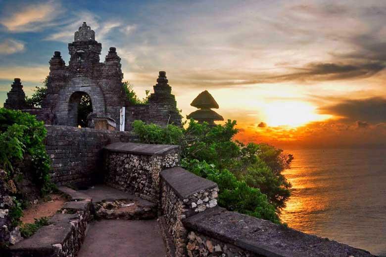 Улувату в Бали