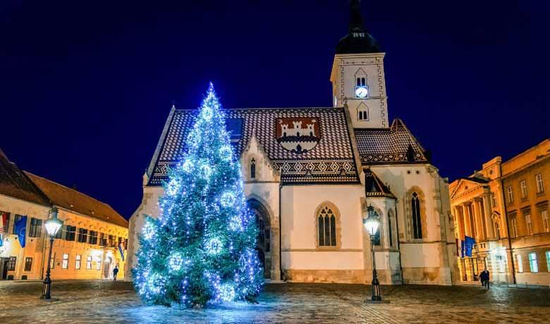 Новый год в Хорватии