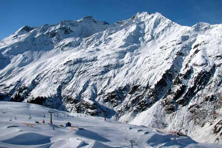 Санкт-Антон горнолыжный курорт