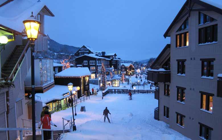 Тегефьель - горнолыжный курорт