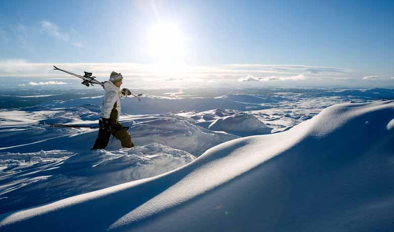 Бьорнен - горнолыжный курорт