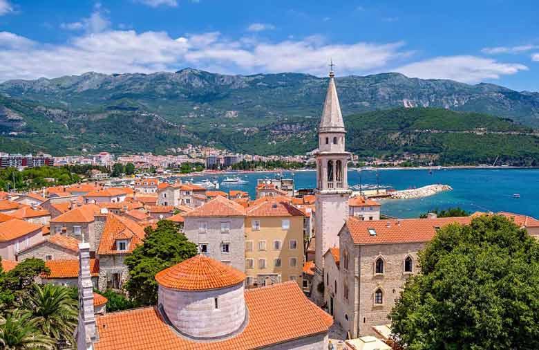 Будва в Черногории