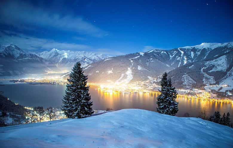 Цель-ам-Зее горнолыжный курорт