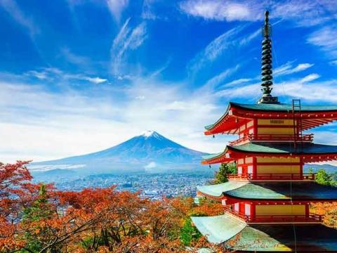 Достопримечательности Японии топ 5