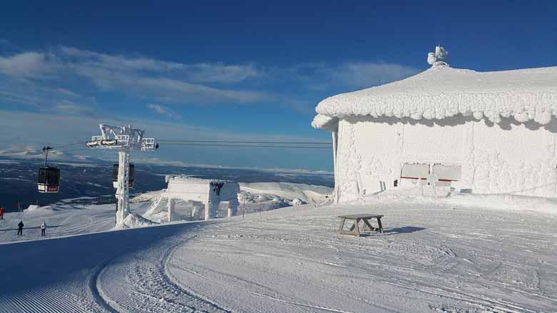 Дувед - горнолыжный курорт