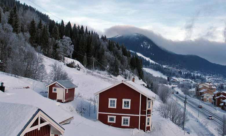 Оре-Бю - горнолыжный курорт