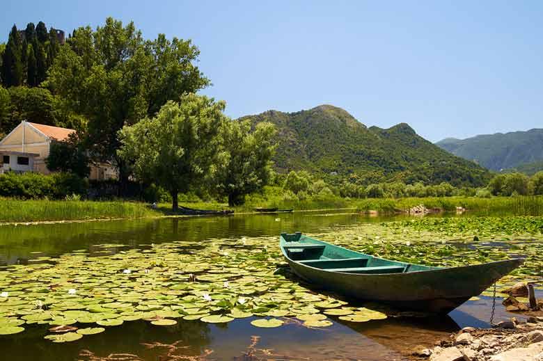 Скадарское озеро - Черногория