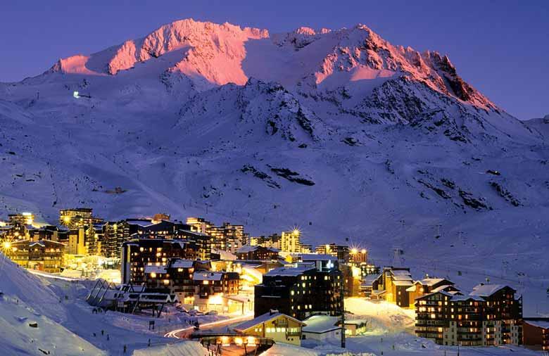 Валь-Торанс горнолыжный курорт Франции