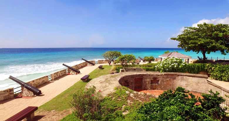 Форт Чарльз в Барбадосе