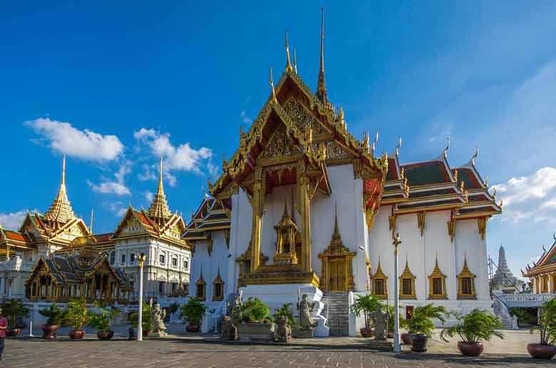 Большой дворец в Таиланде