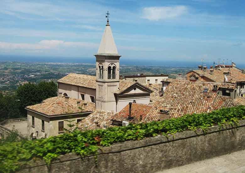 Церковь Святого Франческа в Сан-Марино