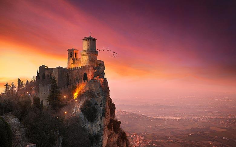 Достопримечательности Сан-Марино