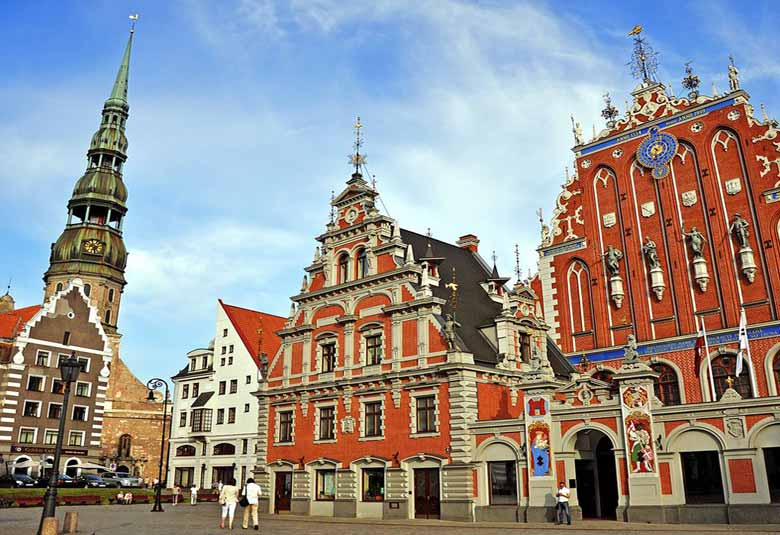 Достопримечательности Латвии