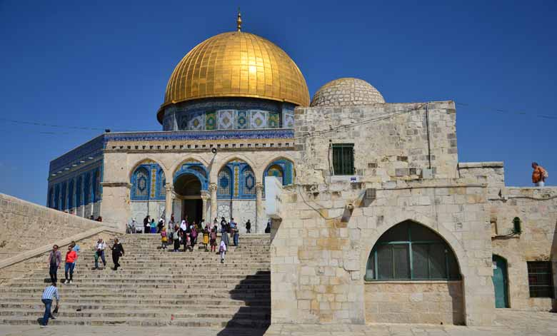 Храмовая гора в Израиле