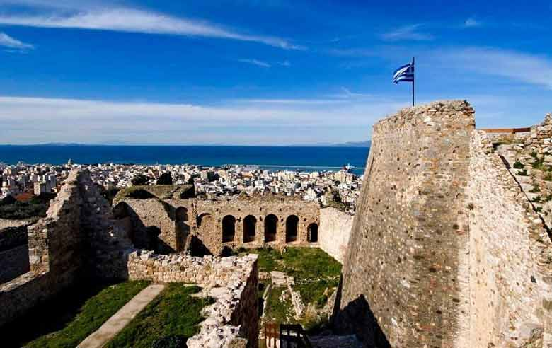 Крепость Патр