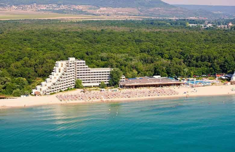 Курорт Албена - Болгария