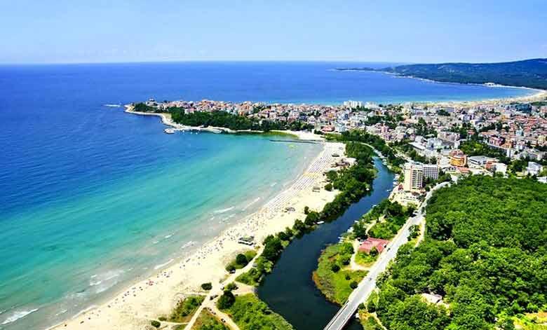 Курорт Приморско в Болгарии