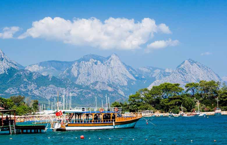 Лучшие пляжи Кемера (Турция)