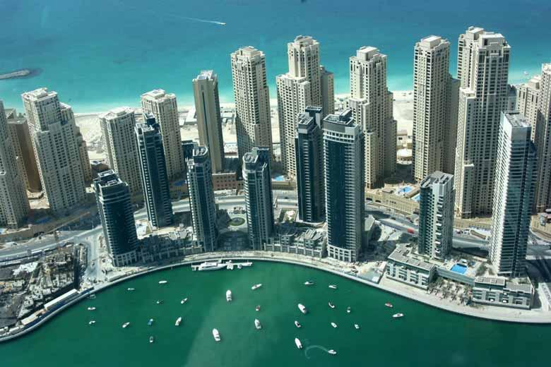 ОАЭ- небоскребы и пляжи