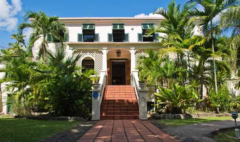 Дом Плантатора в Барбадосе