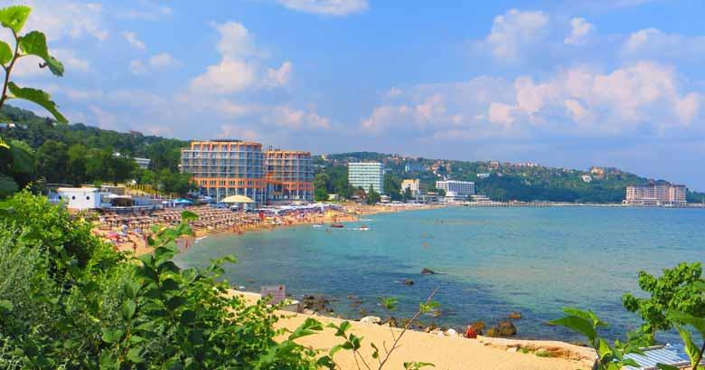 Пляж Св.Константин и Елена