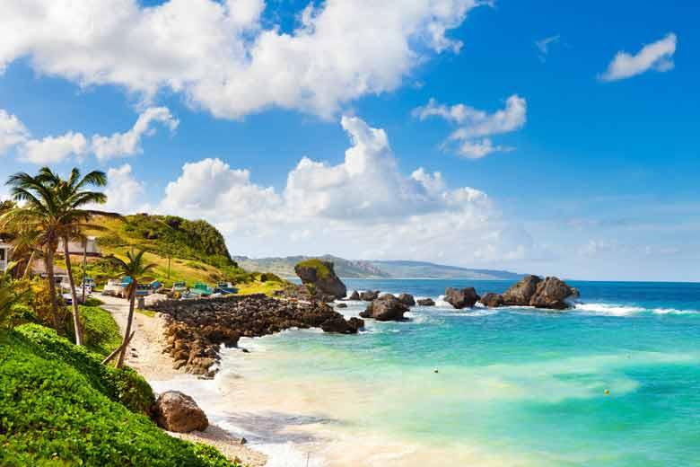 Пляж в Вирсавии - Барбадос
